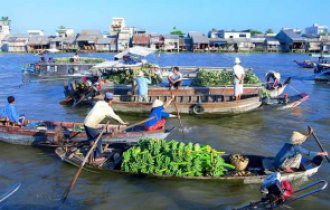 Image of THE MEKONG SOUL TOUR 1Days