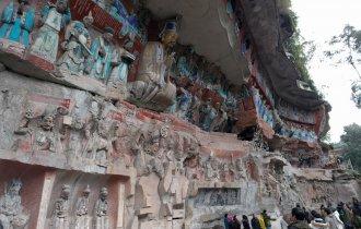 Image of Chongqing Dazu Rock Carving one day tour