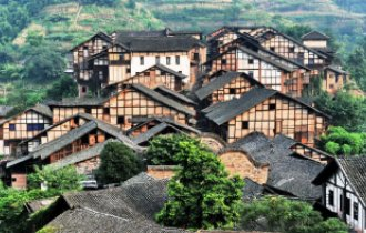 Image of Back to the Old Town Life in South Sichuan