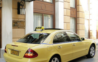 Image of Athens Highlights Taxi Tour