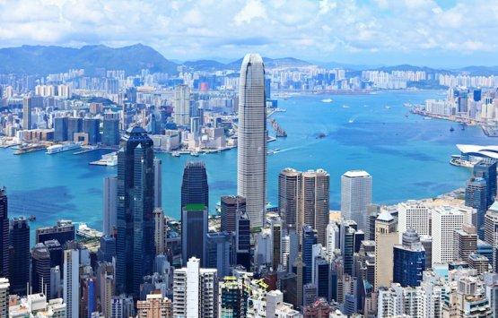 Image of Hongkong-Victoria Harbour