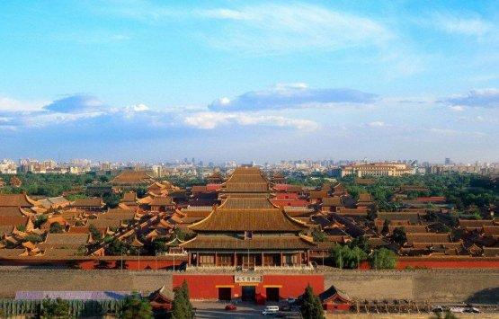 Image of One day Private Tour to explore Forbidden City with Tian'anmen Square and Jianshan Park