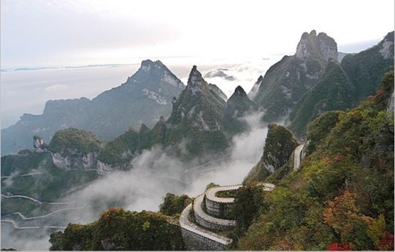 Image of 5-DAY Western Hunan Essence Tour