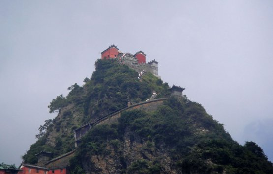 Image of 12-Day Famous Daoism Mountain Adventure Tour in China
