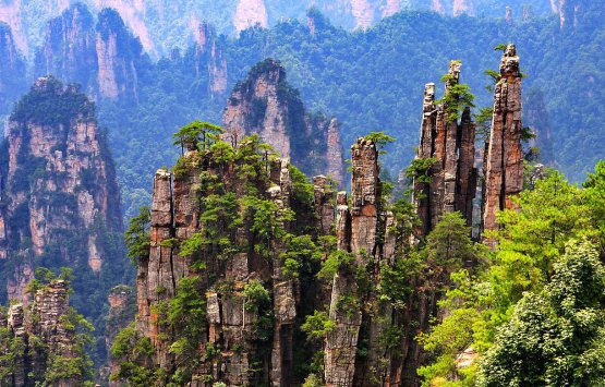 Image of 3 Days Zhangjiajie Tour from Guangzhou