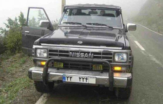 Image of Private car + driver all over IRAN