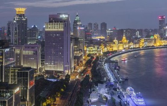 Image of Shanghai Night River Cruise Tour with Xinjiang Style Dining Experience