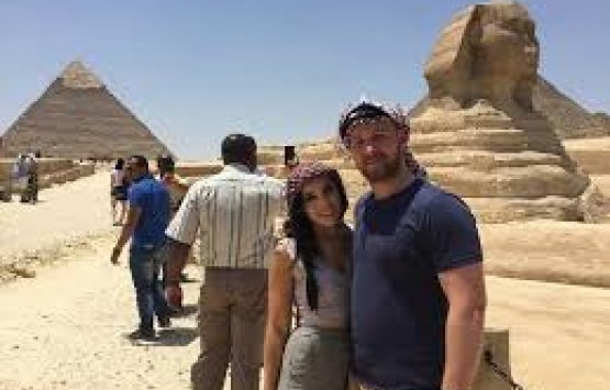 Image of Private day tour visiting the pyramids , the sphinx , the Egyptian museum and Nile cruise with dinner