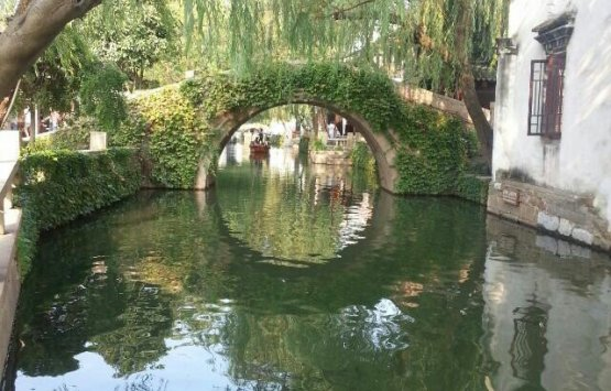 Image of Explore age-old water town Zhouzhuang
