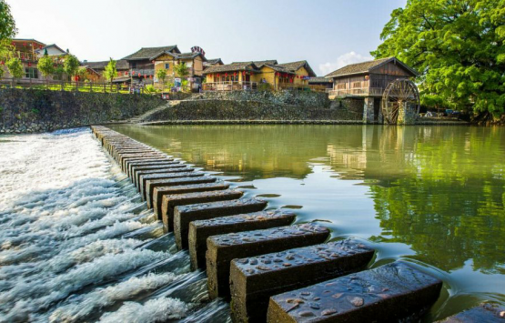 Image of One day tour to Hakka Houses Cluster (tulou)