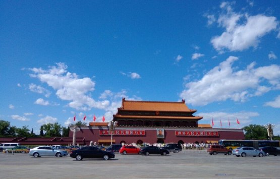Image of One day tour in Beijing.