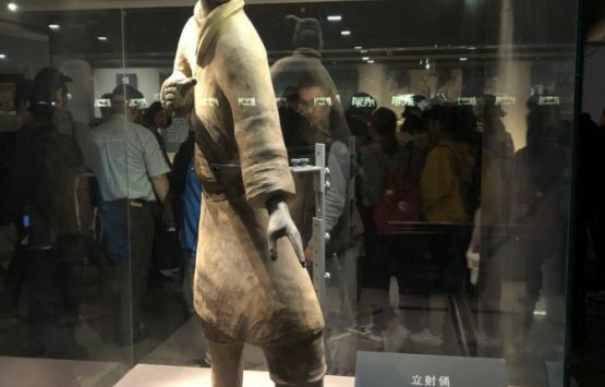 Image of Terra Cotta Warriors - One Day Highlights Private Tour around Ancient Capital